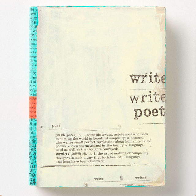 poet and writer journals